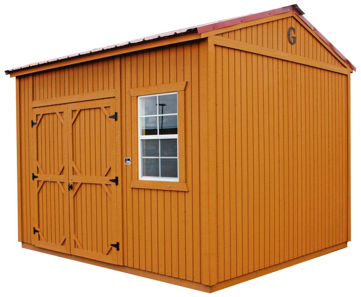 Portable Buildings Barn : Alto portable buildings graceland storage sheds eagle