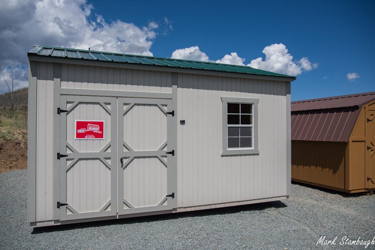 Graceland Portable Sheds : Alto portable buildings graceland storage sheds eagle