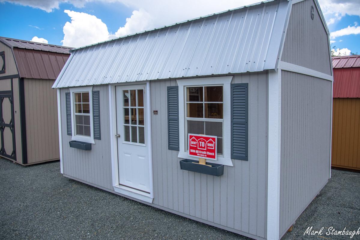 Best Colors For Sheds And Barns : Alto portable buildings graceland storage sheds eagle