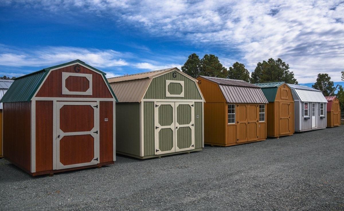 Alto Portable Buildings Graceland Storage Sheds