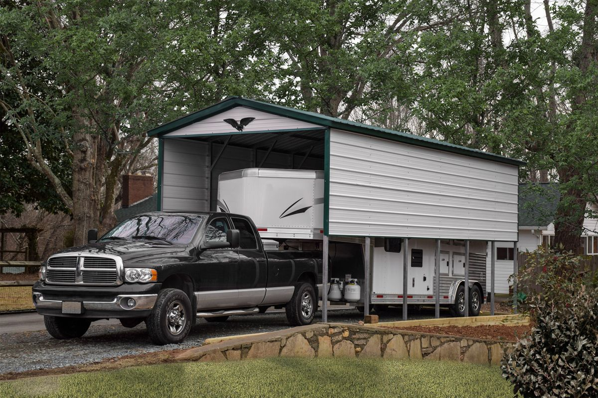 Carports, garages, barns, and utility buildings – Eagle ...